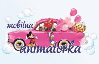 Animatorka(Animator,Animatorzy)Zabaw dla dzieci, Karaoke, Candy Bar Nakło nad Notecią