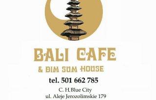 BALI CAFE & DIM SUM HOUSE Warszawa