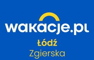 Wakacje.pl Łodź Zgierska Łódź