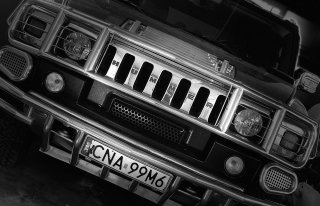 Legendarny HUMMER H2 -  Pro Party Cars  Bydgoszcz