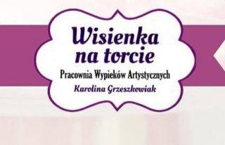 Wisienka na torcie - Pracownia Wypieków Artystycznych Osieczna