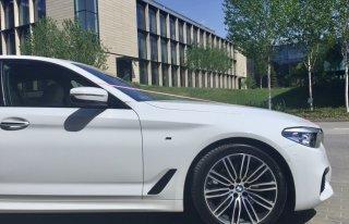BMW limuzyna serii 5 M Sport NOWY MODEL Warszawa